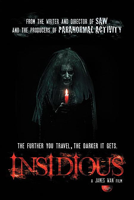 VER ONLINE: Insidious Insidious