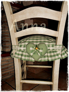 Lecosemeravigliose shabby e country chic passions cuscini for Cuscini sedie cucina country