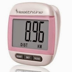 Flipkart: Buy Healthline PD 05 Pedometer Rs. 342