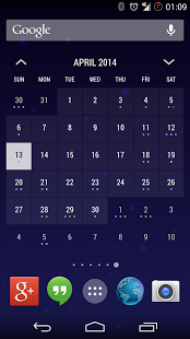Today Calendar Pro Android APK