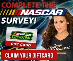 Nascar Paid Survey