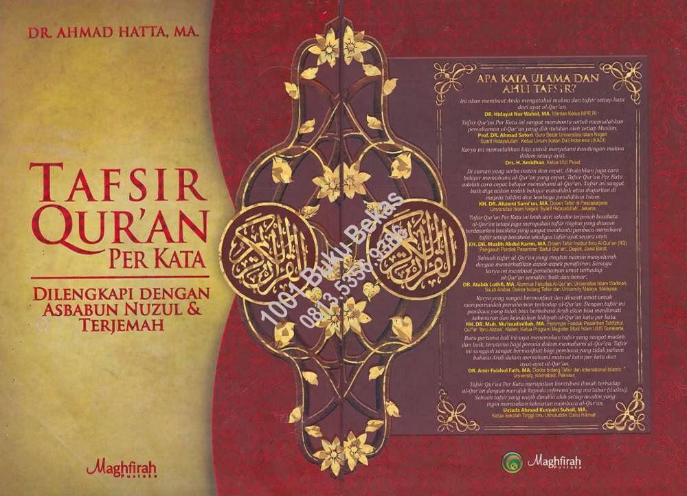 Download Pdf Tafsir Al Quran Per Kata Maghfirah Musical