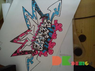 Graffiti : Graffiti Tato Keren