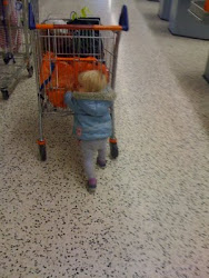 NEVER TOO YOUNG TO SHOP