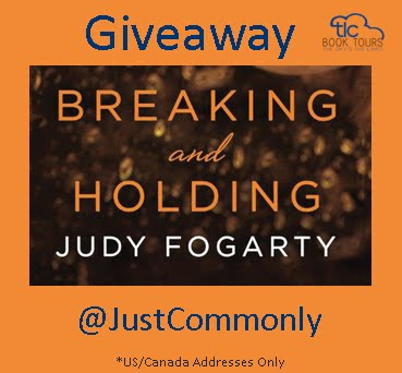Breaking and Holding Giveaway thru 3/22