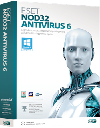 Eset Nod32 Antivirus 6 Full Con Licencias 2013 ~ Elcondef Blogger
