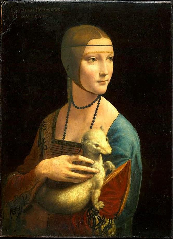Leonardo, Rafael, Caravaggio: una muestra imposible