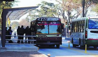 Metro Bus en zona norte, san isidro, vicente lópez, maipú, centario