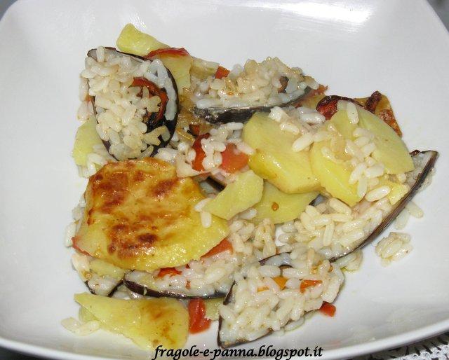 Tutti a tavola patate riso e cozze da fragole e panna su akkiapparicette - Tutti in tavola ricette ...