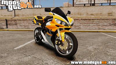 IV - Yamaha R1 RN12 v.0.95