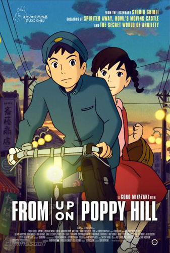 From Up on Poppy Hill 2013 Bioskop