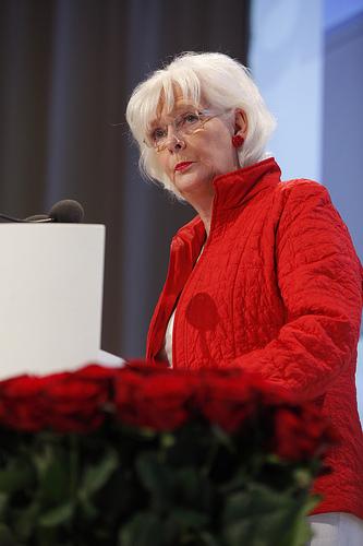 Jóhanna Sigurðardóttir talar by Socialdemokrater