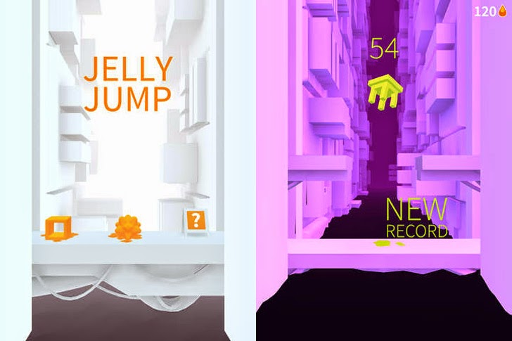 Jelly Jump Free App Game By Ketchapp