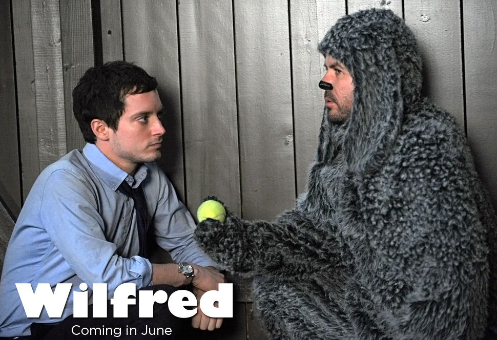 Assistir  Wilfred 2ª Temporada Legendado Online