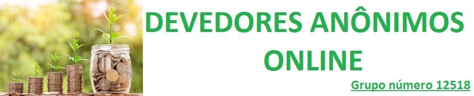 DEVEDORES ANÔNIMOS ONLINE