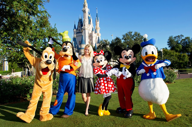 Accommodation inside Disney Orlando