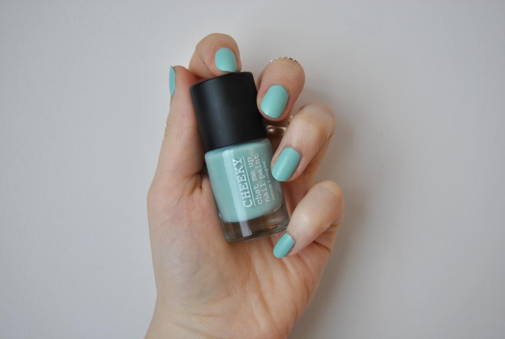 cheeky nail polish