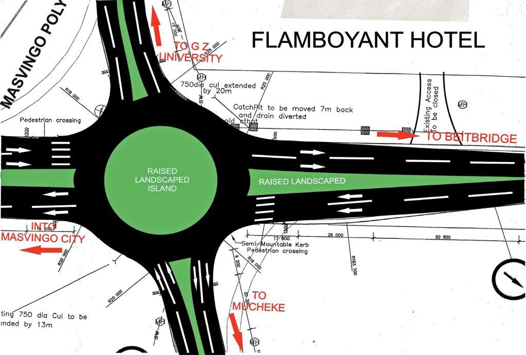 Flamboyant Hotel Masvingo Contact Details