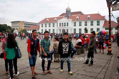 Fatahillah Square - Kota Tua Jakarta