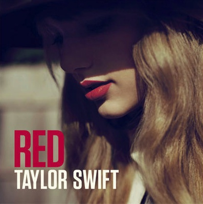 Image result for red taylor swift album