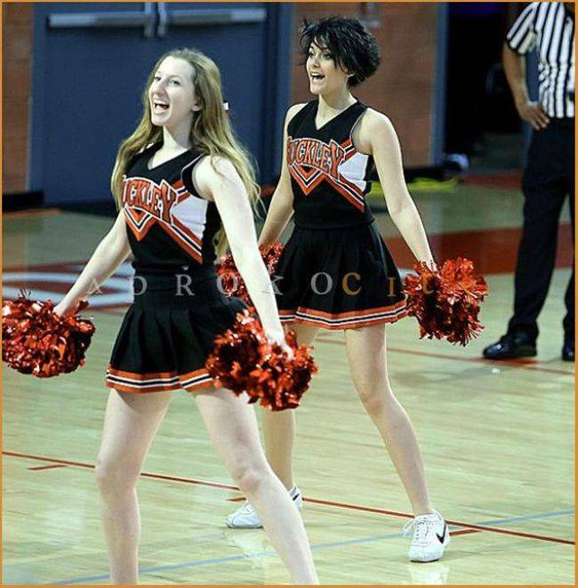 Paris Jackson as Cheerleader.