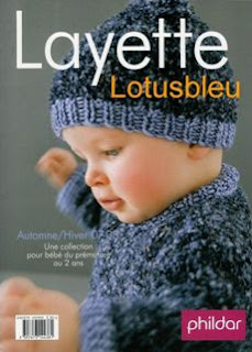 Phildar Layette Lotusbleu №475