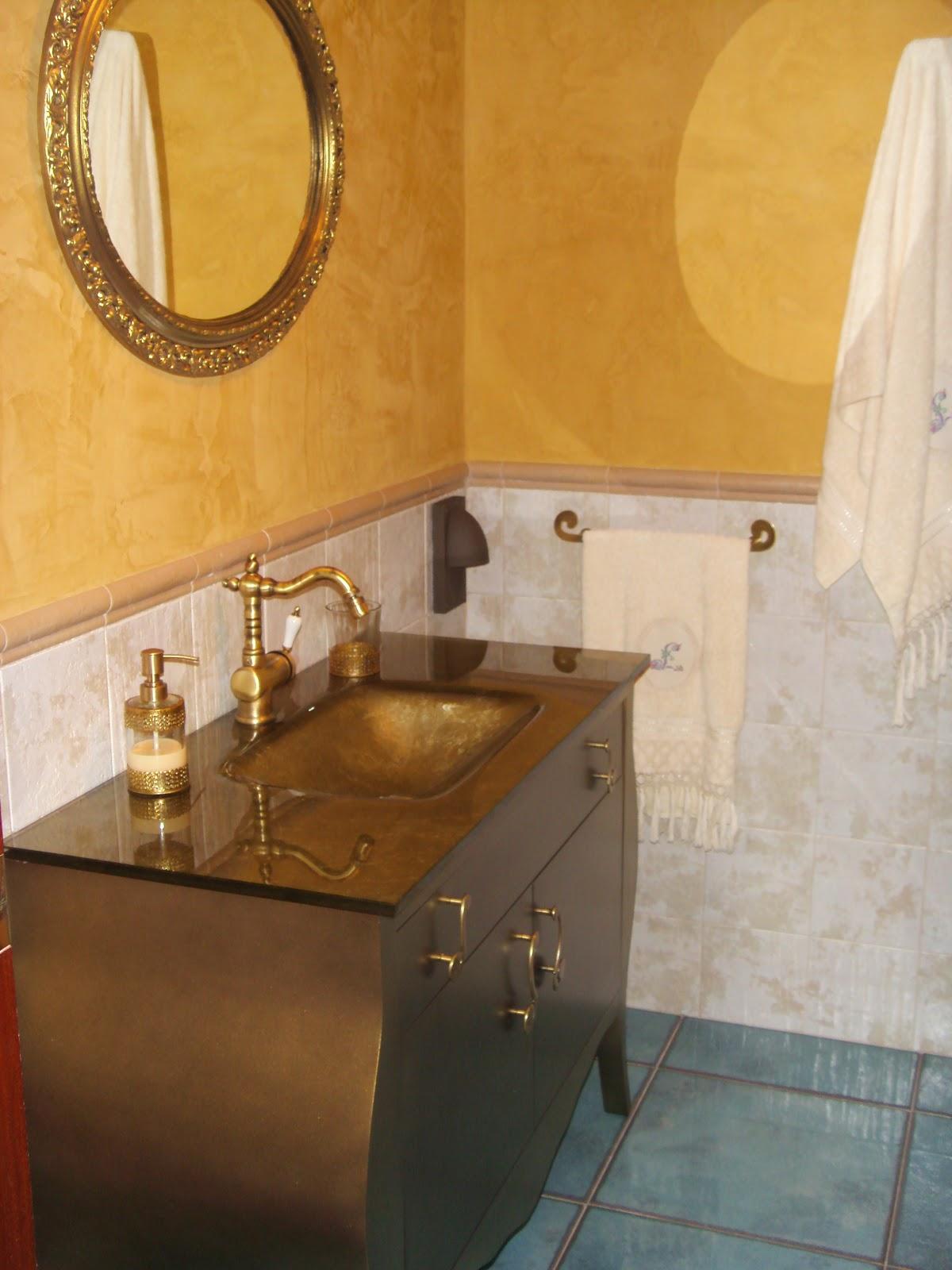 Leticia andreu lavabo minimalista estilo cl sico for Lavabo minimalista
