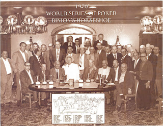 1970 World Series of Poker