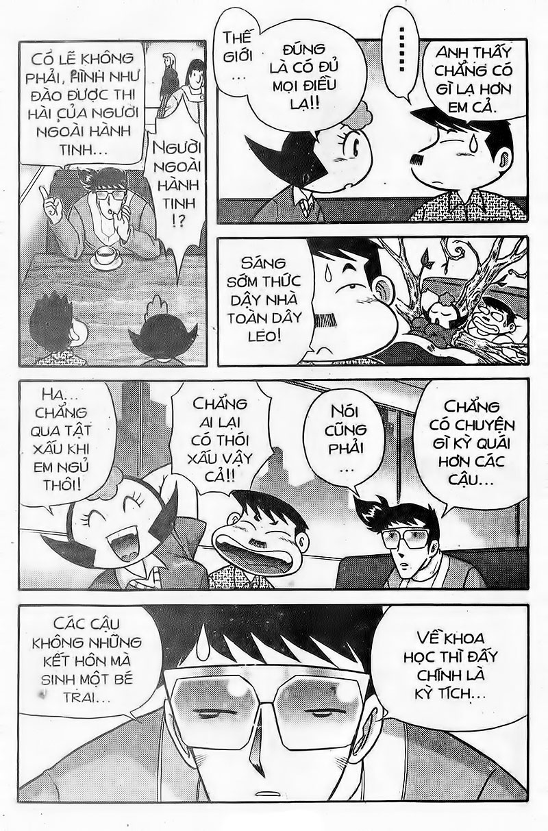 Origami Fighter-Hiệp Sĩ Giấy chap 103 End Trang 23 - Mangak.info