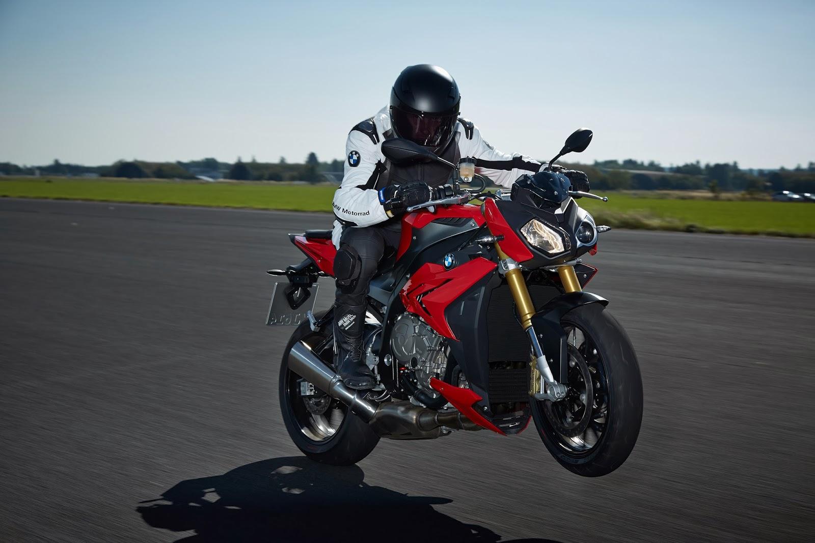Jornal do Motociclista: BMW S1000R - A naked roadster