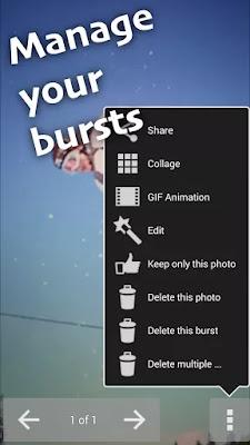 Fast Burst Camera v6.1.5 APK Android