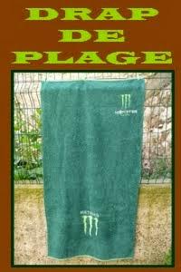 DRAPS DE PLAGE