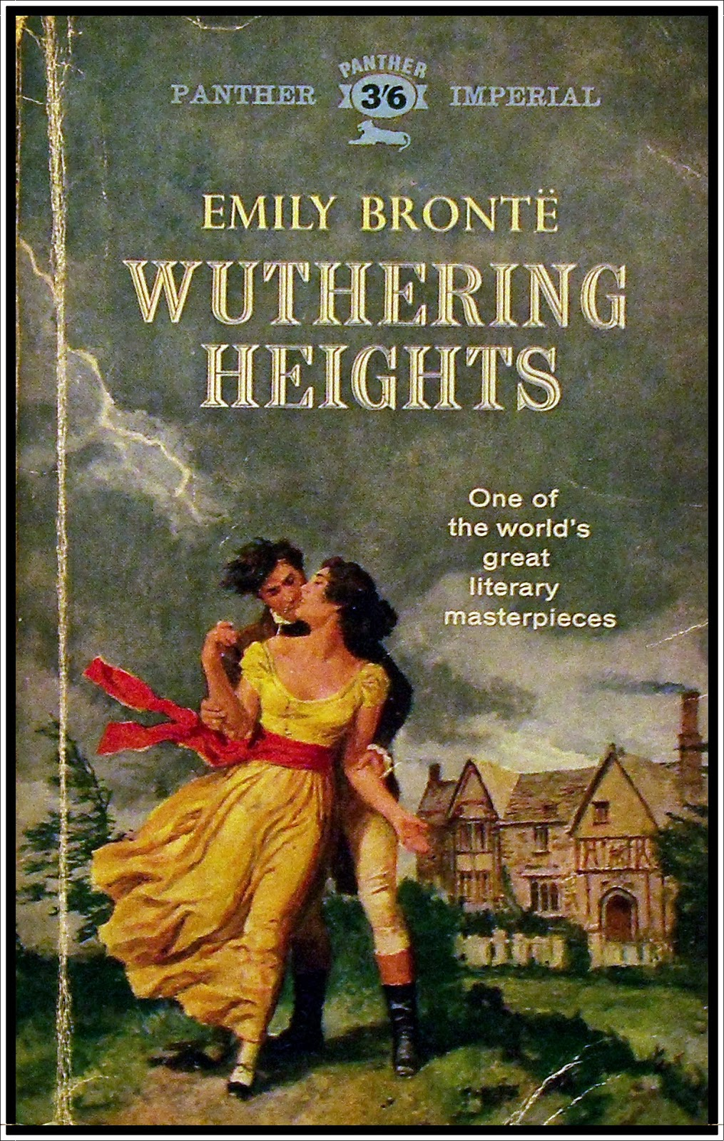 """a summary of the love story in the novel wuthering heights by emily bronte Home » reading » fifty shades of heathcliff: why wuthering heights  i married him,"""" wuthering heights is a """"love story"""" only in  emily bronte, feminism."""