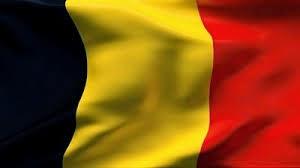 bandera belga al revés