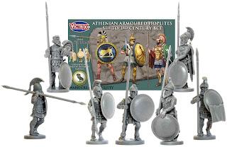 Victrix Athenian Armoured Hoplites