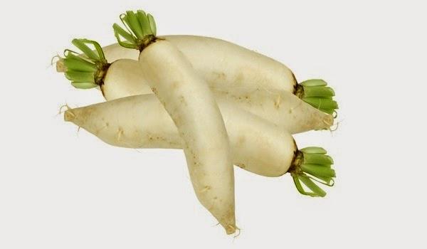 White Carrot Benefits, White Carrot Good for Health, White Carrot Health