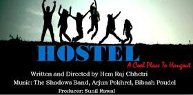 Hostel Nepali Movie Poster