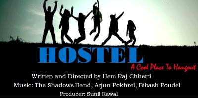 Hostel Nepali Movie Poster
