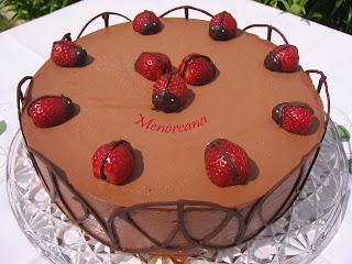 tarta de mariquitas