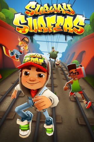 Subway Surfers Free App Game By Kiloo