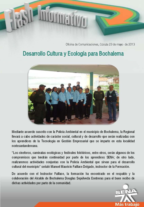Regional norte de santander desarrollo cultura y ecolog a for Oficina de correos santander