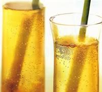 Resep Membuat Es Mocktail Serai Segar