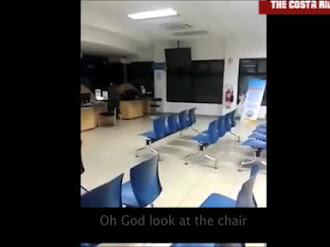 Paranormal Activity recorded in Costa Rica / Actividad Paranormal en Costa Rica