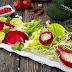 Самые вкусные салаты в ресторанах Москвы