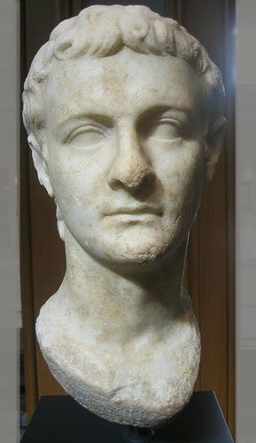 Busto de Calígula