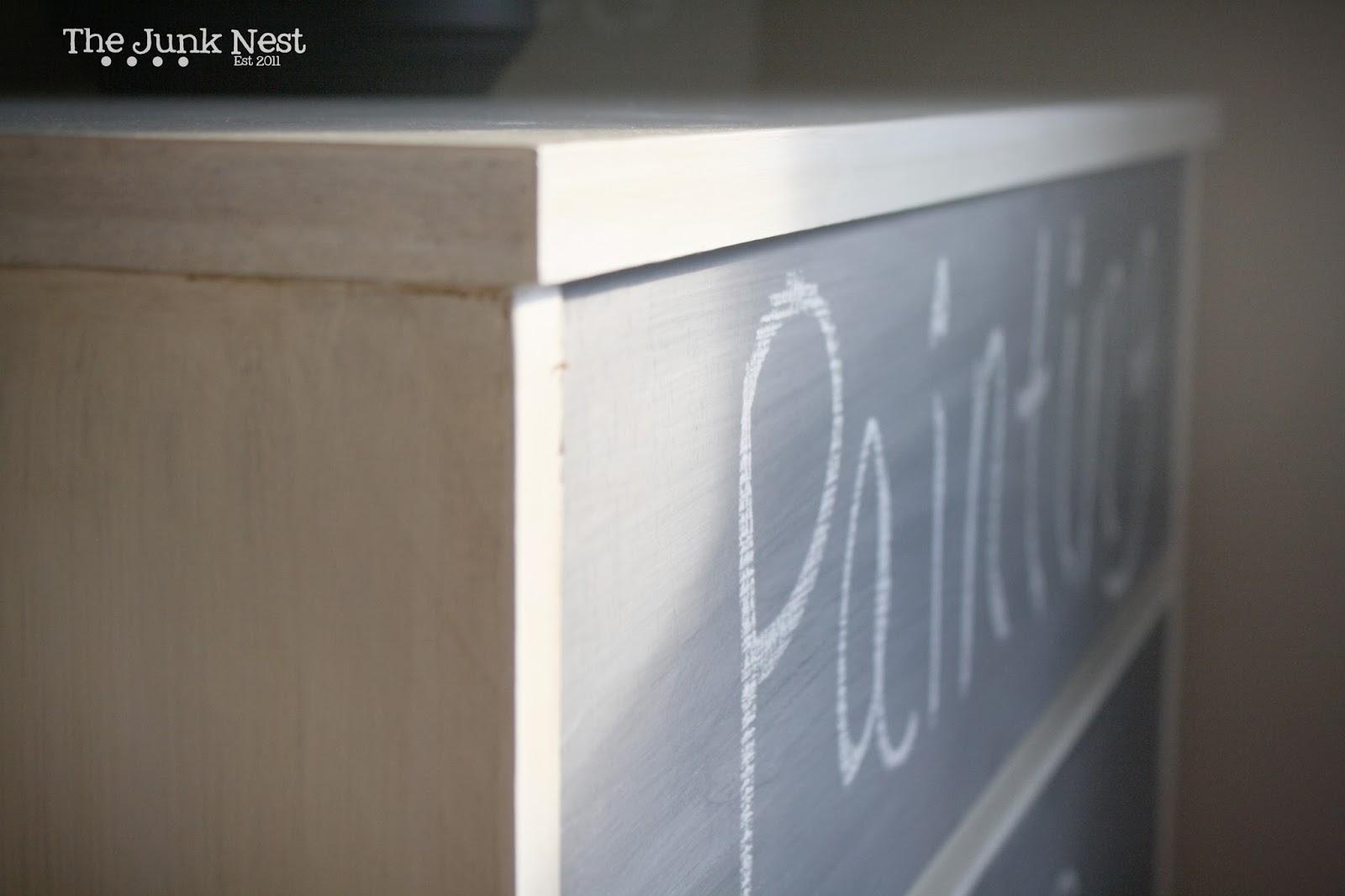 Craft Room Storage Dresser