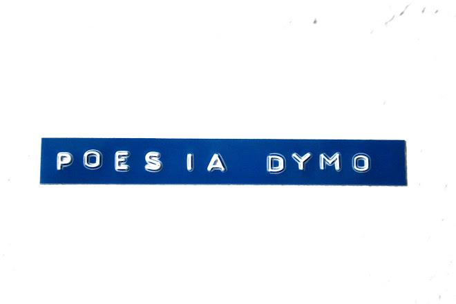 POESIA DYMO