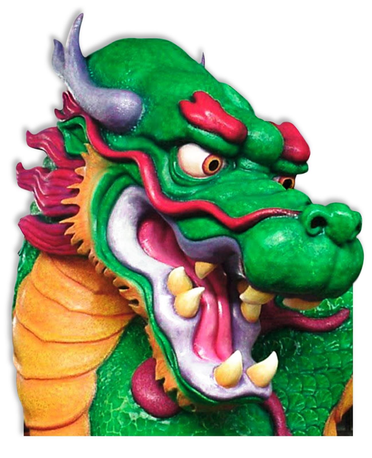 Michael FerrariFontana Chinese Dragon