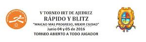IRT Ajedrez Rapido y Blitz (Dar clic a la imagen)