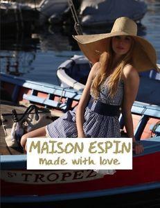 Abito MAISON ESPIN nuovo taglia L - ispirazione anni '50 - AFFARE da €30,00!!!!